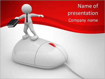 Computer Proficiency PowerPoint Template