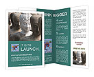Enlighten Buddha Brochure Templates