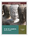 Enlighten Buddha Word Templates