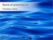 Blue Water PowerPoint Templates