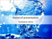 Liquid PowerPoint Templates