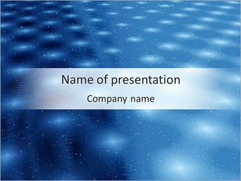 Bleu Pannel Modèles des présentations  PowerPoint - Diapositives 1