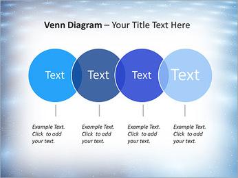 Bleu Pannel Modèles des présentations  PowerPoint - Diapositives 12