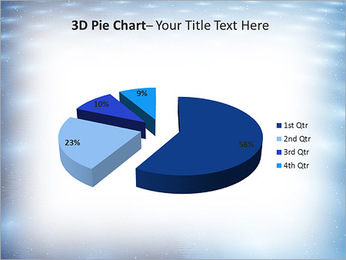 Bleu Pannel Modèles des présentations  PowerPoint - Diapositives 15