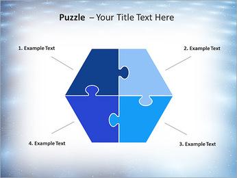 Bleu Pannel Modèles des présentations  PowerPoint - Diapositives 20