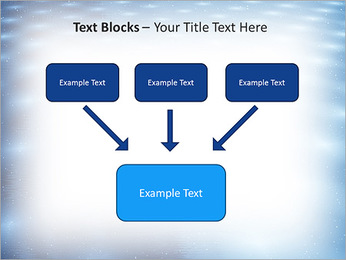 Bleu Pannel Modèles des présentations  PowerPoint - Diapositives 50