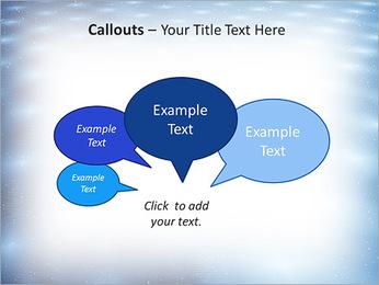 Bleu Pannel Modèles des présentations  PowerPoint - Diapositives 53