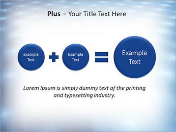 Bleu Pannel Modèles des présentations  PowerPoint - Diapositives 55