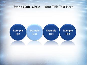 Bleu Pannel Modèles des présentations  PowerPoint - Diapositives 56