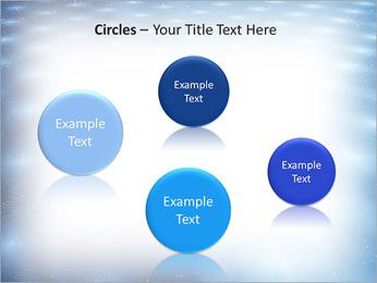 Bleu Pannel Modèles des présentations  PowerPoint - Diapositives 57