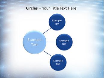 Bleu Pannel Modèles des présentations  PowerPoint - Diapositives 59