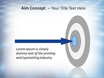Bleu Pannel Modèles des présentations  PowerPoint - Diapositives 63