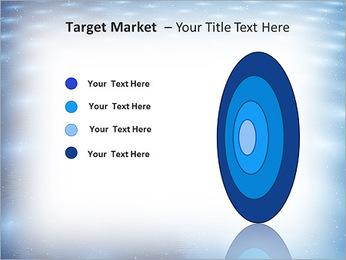 Bleu Pannel Modèles des présentations  PowerPoint - Diapositives 64
