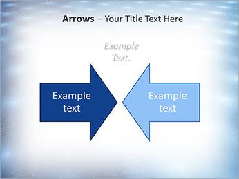 Bleu Pannel Modèles des présentations  PowerPoint - Diapositives 70