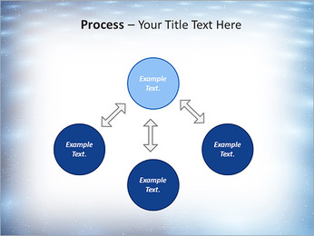 Bleu Pannel Modèles des présentations  PowerPoint - Diapositives 71