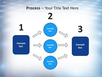 Bleu Pannel Modèles des présentations  PowerPoint - Diapositives 72