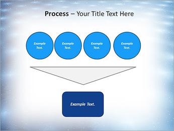 Bleu Pannel Modèles des présentations  PowerPoint - Diapositives 73
