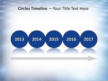 Bleu Pannel Modèles des présentations  PowerPoint - Diapositives 9