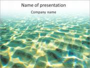 Highlight On Water PowerPoint Templates