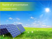 Safe Energy Sjablonen PowerPoint presentaties