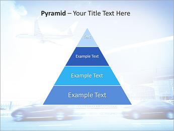 Aéroport Modèles des présentations  PowerPoint - Diapositives 10