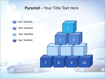 Aéroport Modèles des présentations  PowerPoint - Diapositives 11