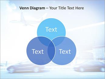 Aéroport Modèles des présentations  PowerPoint - Diapositives 13