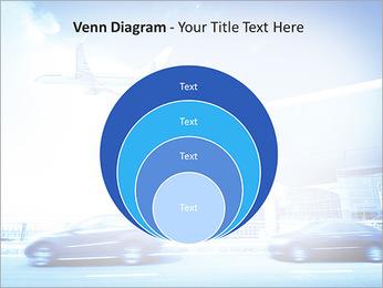 Aéroport Modèles des présentations  PowerPoint - Diapositives 14