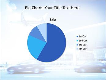 Aéroport Modèles des présentations  PowerPoint - Diapositives 16