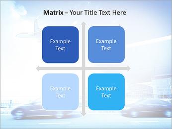 Aéroport Modèles des présentations  PowerPoint - Diapositives 17