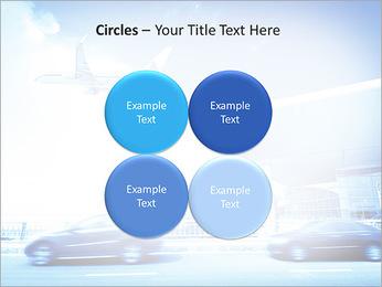Aéroport Modèles des présentations  PowerPoint - Diapositives 18