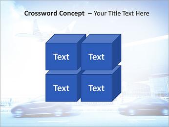 Aéroport Modèles des présentations  PowerPoint - Diapositives 19
