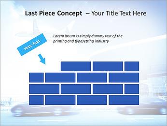 Aéroport Modèles des présentations  PowerPoint - Diapositives 26