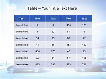 Aéroport Modèles des présentations  PowerPoint - Diapositives 35