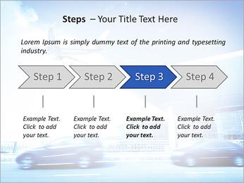 Aéroport Modèles des présentations  PowerPoint - Diapositives 4