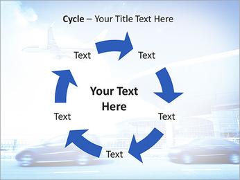 Aéroport Modèles des présentations  PowerPoint - Diapositives 42