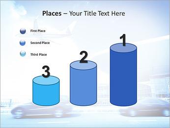 Aéroport Modèles des présentations  PowerPoint - Diapositives 45