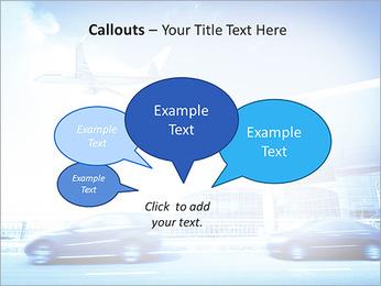 Aéroport Modèles des présentations  PowerPoint - Diapositives 53