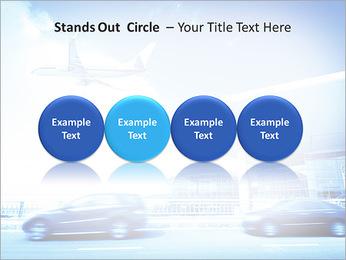 Aéroport Modèles des présentations  PowerPoint - Diapositives 56