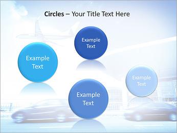 Aéroport Modèles des présentations  PowerPoint - Diapositives 57