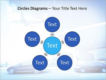 Aéroport Modèles des présentations  PowerPoint - Diapositives 58