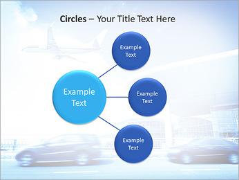 Aéroport Modèles des présentations  PowerPoint - Diapositives 59