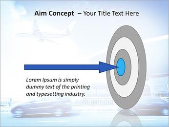 Aéroport Modèles des présentations  PowerPoint - Diapositives 63