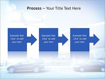 Aéroport Modèles des présentations  PowerPoint - Diapositives 68