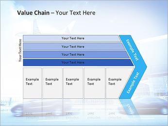 Aéroport Modèles des présentations  PowerPoint - Diapositives 7