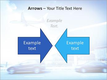 Aéroport Modèles des présentations  PowerPoint - Diapositives 70