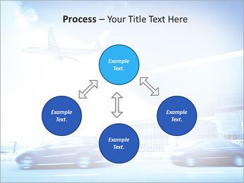 Aéroport Modèles des présentations  PowerPoint - Diapositives 71