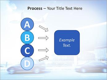 Aéroport Modèles des présentations  PowerPoint - Diapositives 74