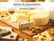 Cheese PowerPoint Templates