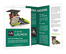 University Book Brochure Template